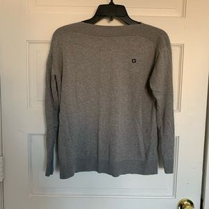 Chase apparel grey sweater